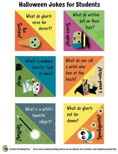 Halloween Jokes for kids!