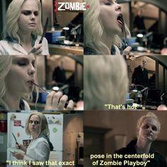 """#iZombie 1x03 """"The Exterminator"""" - Liv and Blaine"""