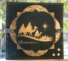 Come to Bethlehem by by ann - Cards and Paper Crafts at Splitcoaststampers