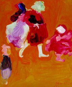 Авторские галереи - KANDINSKY-DAE-2о16 / Карнавал.(Серия - Театральное. Картон…