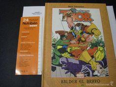 EL PODEROSO THOR : BALDER EL BRAVO (Tebeos y Comics - Panini - Marvel Comic)