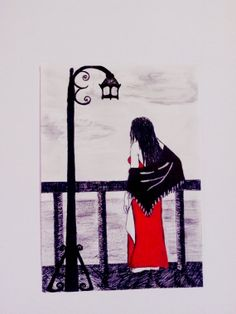 """""""Love of Red and Black"""" by Cappriell McQuiston on Etsy"""