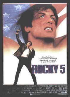 Rocky 5 (Rocky V) est un film américain de John G. Avildsen, sorti en 1990. Il est l'avant-dernier sorti au cinéma de la saga Rocky, depuis la sortie de Rocky Balboa en 2006. C'est également celui qui a eu le moins de succès, avec pratiquement trois fois moins d'entrées que pour les précédents films. Les recettes au box-office américain s'élèvent à 40 123 474 dollars et à environ 79 millions de dollars dans le monde.