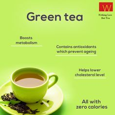 How often are you consuming Green Tea? #stayhealthy #fitville