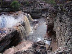Cachoeira das Orquídeas - Chapada Diamantina