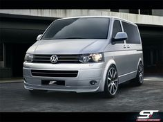 VW T5 Komplettvers Spoiler Set Body Kit Tuning Umbau neu Verbau
