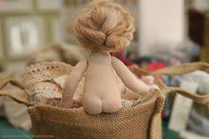 :: Crafty :: Cloth Doll :: Le Petite Elfcup-4.jpg