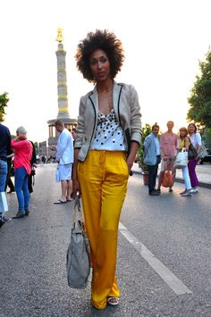 Streetstyle by Stela: Berlin
