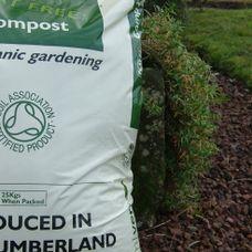 Comvert peat free organic compost 25kg bag