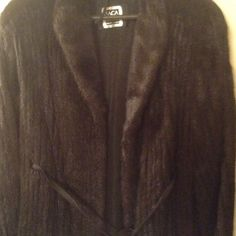 special after christmas sale mink coat mid length