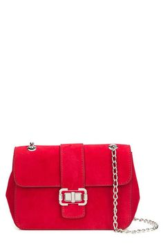 Can be worn cross body or as a shoulder bag. Cherry Red, Dream Life, My Bags, Final Sale, Bridal Collection, Shop Now, Ready To Wear, Shoulder Bag, Jewellery