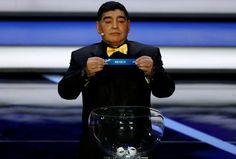 México quedó en el Grupo F y debutará ante Alemania