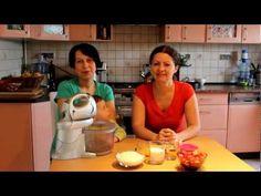 Ciasto z truskawkami - YouTube