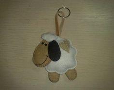 Овцы брелок