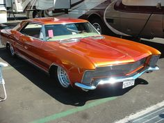 I don't understand why we don't hear more buzz about the '65 Buick Riviera.