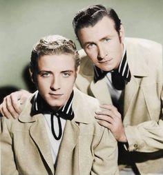 Eddie Cochran and Hank Cochran. (not related).
