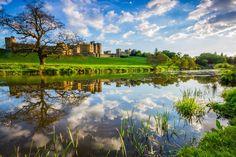 Alnwick castle www.triketours.co.uk