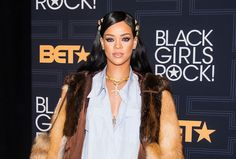 Rihanna Just Pulled Off the Most Mix-Matched Look   - ELLE.com