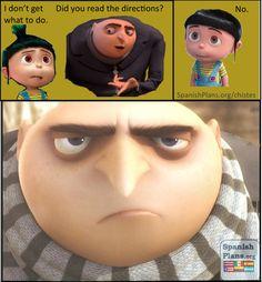 Teacher Memes 2 | SpanishPlans.org