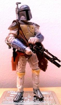 Holiday Special Boba Fett. Star Wars Figurines, Star Wars Toys, Star Wars Boba Fett, Star Wars Collection, Master Chief, Target, Stars, Holiday, Star Wars