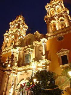 Iglesia Nuestra Señora de la Soledad. Jerez, Zacatecas, Mexico