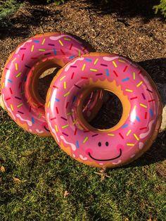 Sprinkles Doughnut Balloon / Jumbo Balloon /Baby Shower/ Pink/ Giant Balloon/ Party / Foil Balloon / Party supplies / Birthday Party