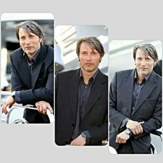 """Mads Mikkelsen """"The Great Dane"""" It's a Mads World!"""