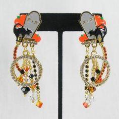 Halloween Night Earrings