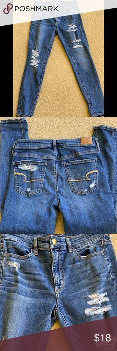 Pietro Brunelli Jeans slim fit light- blue