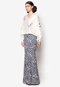 LS for Jovian – Shireen Modern Baju Kurung_2