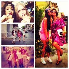 Girls in Sicily