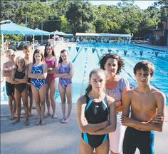 Nowhere to train- The Epping Bullets swim squad