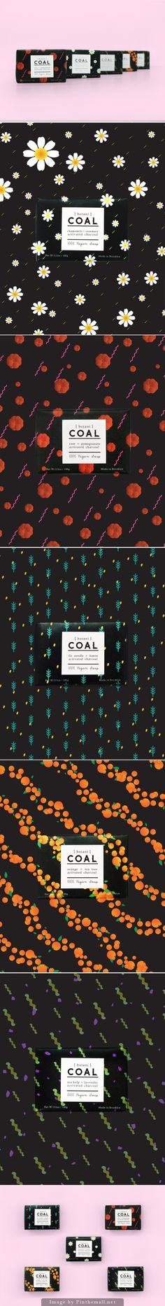 Love this student soap #packaging concept PD - created via http://www.thedieline.com/blog/2014/4/9/-botani-coal