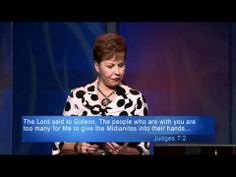 Joyce Meyer ~ Confronting Fear - part 1 - YouTube