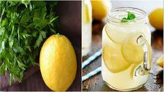 Najrýchlejší DETOX: S nápojom z citróna a petržlenu schudnete už za 5 dní!
