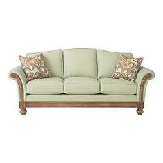 mint sofa