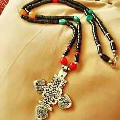 Crossfire necklace arrives next week!!! #cactusbluesboutique