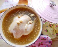 ❤冬令進補❤阿基師の蒜頭雞湯