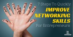 Business networking skills are something every entrepreneur needs to acquire and improve on. And it doesn't imply collecting business cards only – it requires much more than that.