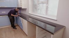 How_To_Fit_Kitchen_Worktop