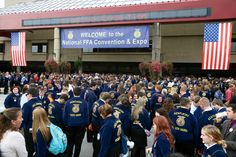 Amplify Your FFA National Convention & Expo Experience - FFA New Horizons