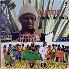 CANDEIA / SAMBA DE RODA / TAPECAR / BRAZIL / TRIO JAPAN
