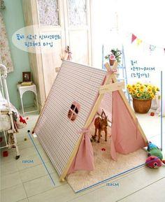 Детский палатка принцесса игровая комната супер детские игрушки дом дети играют палатка хлопка палатки ребенок кукольный домик типи дом купить на AliExpress