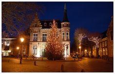 Gemeentehuis Noordwijk, Holland