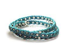 Boho Chic Wrap Bracelet