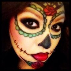 Love this Halloween look by rosalinarosales4. Tag your pics with #Halloween & #SephoraSelfie for a chance to be on our board! #Sephora