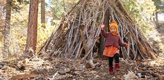 Playing outside is crucial to a child's proper development