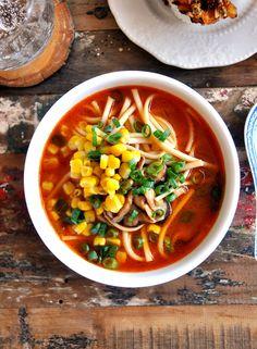 Homemade Instant Shin Ramyun (Hot Spicy Ramen)
