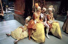 Reign of the Danseur - aurelie-dupont: Paris Opera Ballet in Sleeping...