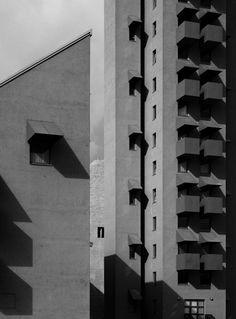John Hejduk_Housing, Berlin-03. Image © Hélène Binet / Courtesy of Surface Magazine